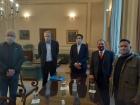 Hecho histórico el Personal Administrativo y de Servicios contratado será incorporado a planta