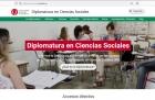 Nueva página Web de la Diplomatura en Ciencias Sociales
