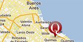 Mapa de ubicaci�n